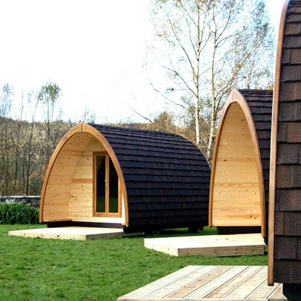 Dodatkowe Sauna ogrodowa, gorąca beczka, balia kąpielowa, beczki kąpielowe GJ84